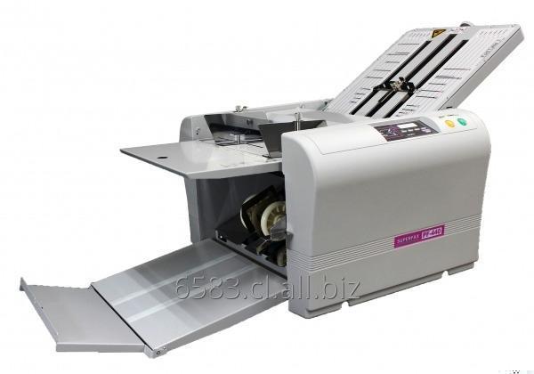 Comprar Dobladora de Cartas Superfax