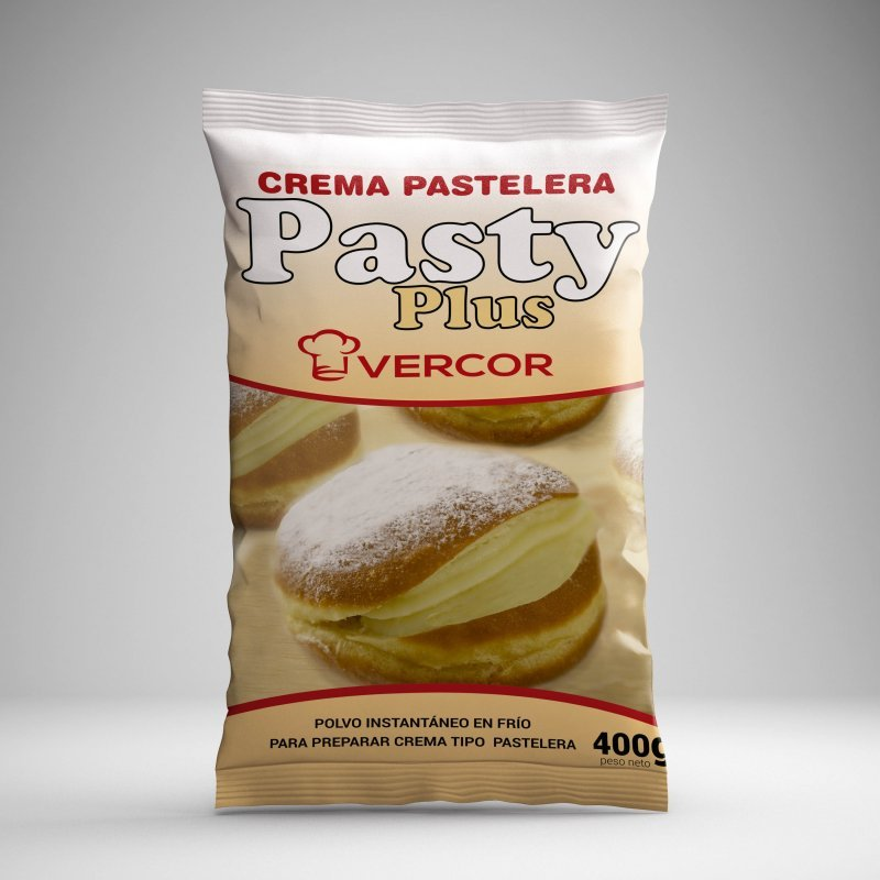 Comprar Crema Pastelera Pasty Plus