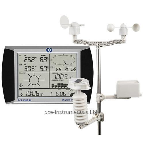 Buy Meteorological station PCE-FWS20