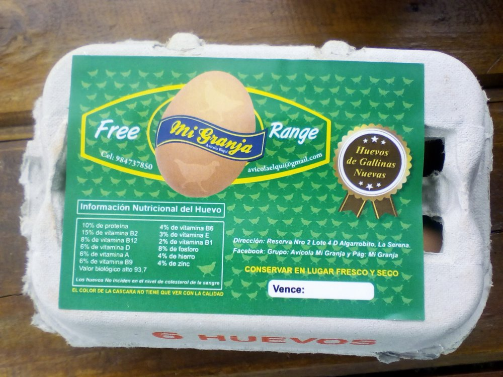 Comprar Huevos de Campo de Gallinas Felices Free Range