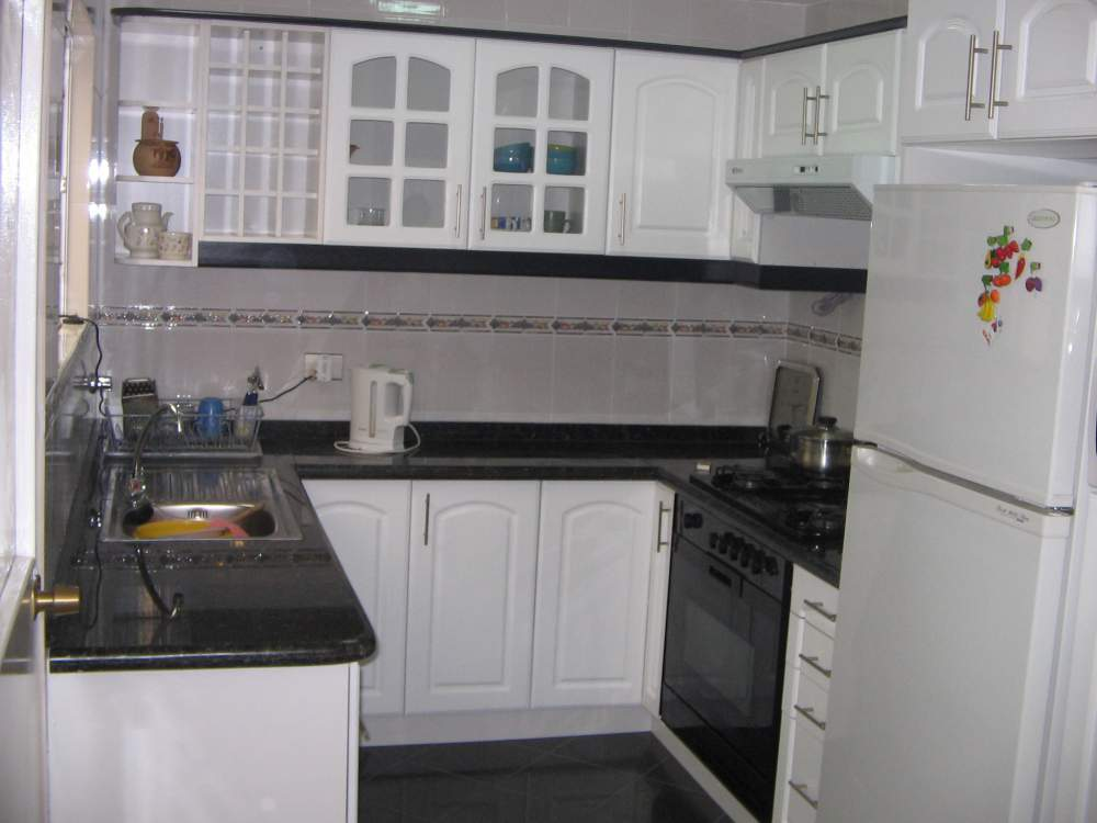 Cocina de color blanco comprar en Quilpué
