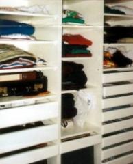 Closet blanco