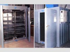 Cases for drying fruits, vegetables, berries