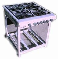 Cocinas de cuatro quemadores