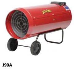 Generadores de aire GAS JET FIRE J 90-A