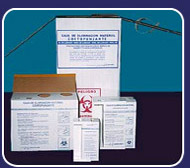 Cajas para eliminar material corto punzante