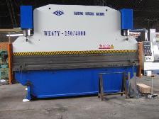 Plegadora hidráulica