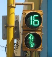 Semáforos Peatonales Cuenta Regresiva