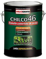 Estabilizador y Convertidor del Oxido Chilcorrofin