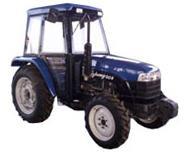 Tractor 40 HP con cabina