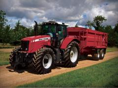 Tractor Modelo MF 6499