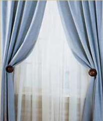 Las cortinas tradicionales