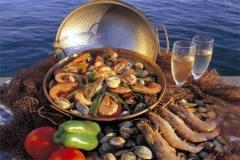 Pescados,Mariscos,Variedades