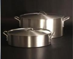 Cacerolas y Arroceras de aluminio