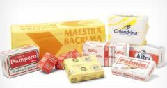 Envases para Margarinas y Levaduras