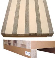 Pallet de Cartón Corrugado
