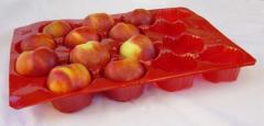 Bandejas para frutas