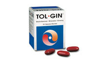 TOL-GIN  Multivitaminico - Minerales - Ginseng
