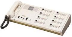 Central Enfermeria con 40 llamadas NEM-40