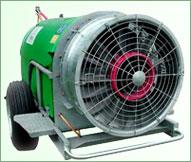 Nebulizadores de Tiro Modelo NT 1500/2000