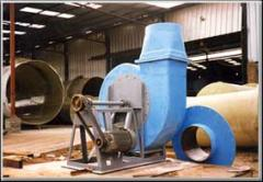 Ventiladores Industriales FRP