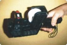 Maquinarias etiquetadoras manuales