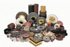 Abrasive goods