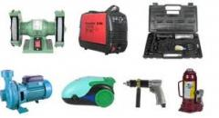 Electrical lighting equipment for engineering