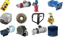 Spare parts and accessories for electric machines