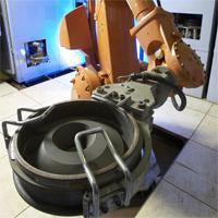 Automatización robótica MSP2 preparación de la