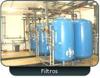 Installations water-preparatory