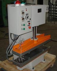 Maquina Vulcanizadora de Cables