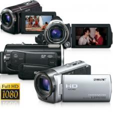 Cámaras de Video Sony HD