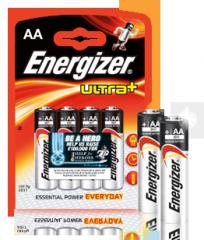 Pilas Energizer Ultra+