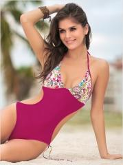 Curvalicious! Natural Push Up Monokini