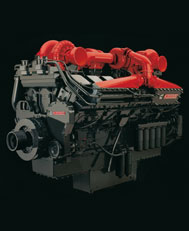 Conventional engine