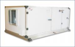 Unidades para el tratamiento de aire adecuadas