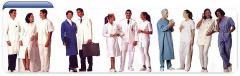 Ropa para Clínicas y Hospitales