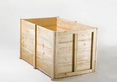 Cajones embalaje de madera