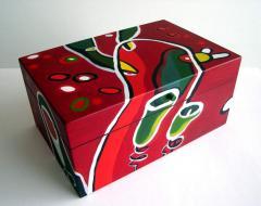 Paints oil artistic