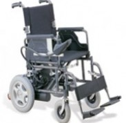Silla de ruedas eléctrica modelo FS110A