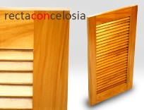 Doors and facades for furniture