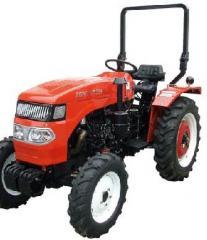 Tractores Worktrack 354/4