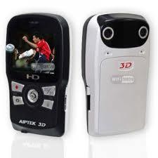 Videograbadora alta definición 3D