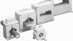 Transformadores corriente para medida