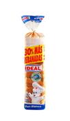 Pan de Molde Blanco XL 700gr Ideal