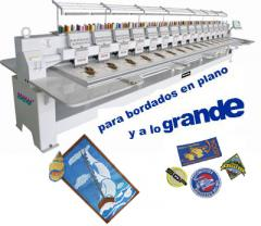 Máquina Bordadora Serie GG