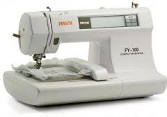 Máquina de coser y bordar doméstica multifunción