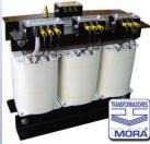 Power dry three-phase transformers