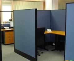 paneles divisores para oficinas